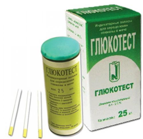 инструкция глюкотест - фото 8