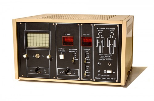 Монитор МП-01 педиатрический